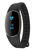 cheap Women's Lingerie-Smart Bracelet Smartwatch SH09U for iOS / Android Heart Rate Monitor / Blood Pressure Measurement / Calories Burned / Touch Screen / Water Resistant / Water Proof Sleep Tracker / Chronograph