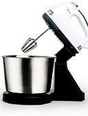 hesapli Paslanmaz Çelik-Gıda Karıştırıcıları ve Blenderleri Çok Fonksiyonlu Paslanmaz Çelik Yumurta Pişiriciler 220V 180W Mutfak gereçleri