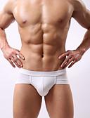 ieftine Lenjerie & Șosete de Bărbați-Bărbați Mată Boxeri Natural