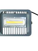 baratos Pulseiras Smart & Monitores Fitness-50 W Focos de LED Impermeável Branco Frio 220 V Iluminação Externa / Gramado 1 Contas LED