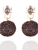 cheap Fashion Watches-Women's Drop Earrings - Basic Purple / Blue / Taupe For Party / Daily / Casual