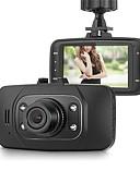 baratos Roupas de Banho Masculinas-GS8000L 1080p / Full HD 1920 x 1080 DVR de carro 140 Graus Ângulo amplo 2.7 polegada Dash Cam com Visão Nocturna / G-Sensor / Deteção de