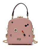cheap Women's Sweaters-Women's Bags PU Shoulder Bag for Casual Black / Red / Blushing Pink