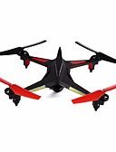olcso Ruha óra-RC Drón XK X250 4CH 6 Tengelyes 2,4 G RC quadcopter FPV / Egygombos Visszaállítás / Üzembiztos RC Quadcopter / Távirányító / Kézkönyv