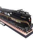 halpa Puhelimen kuoret-Leluautot 3D palapeli Paperimalli Laahus DIY Kova kartonki Klassinen Juna Lasten Unisex Poikien Lelut Lahja
