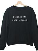 cheap Men's Hoodies & Sweatshirts-Men's Casual Long Sleeve Sweatshirt Print Round Neck
