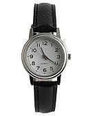 cheap Quartz Watches-Women's Wrist Watch Japanese / PU Band Casual / Fashion / Elegant Black