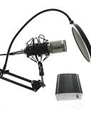 olcso Estélyi ruhák-3,5 mm Mikrofon Kondenzátormikrofon Kézi mikrofon Kompatibilitás PC
