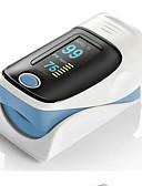 זול חולצות לגברים-Rz001 oled להציג את האצבע הדופק oximeter spo2 חמצן לפקח על שימוש ביתי בריאות - colormix