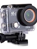 billiga Herrtröjor-SAYHI PRO4A GoPro Friluftsliv vlogging Högupplöst / Auto Off / Wifi 128 GB 60fps / 120fps / 30fps 8 mp / 5 mp / 3 mp 4X 1920 x 1080 pixel / 3648 x 2736 pixel / 1280x960 pixel 2 tum CMOS H.264 Enkel