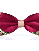 cheap Men's Ties & Bow Ties-Men's Contemporary Bow Tie - Color Block