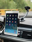 זול מחזיקים ומרכבים-רכב אוניברסלי / טלפון סלולרי / טאבלט / ipad הר לעמוד מחזיק השמשה הקדמית אוניברסלי / iPhone / Tablet קופולה סוג ABS מחזיק