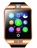 baratos Pulseiras Smart & Monitores Fitness-q18 smartwatch pulseira bluetooth à prova d 'água telefone foto movimento passo contagem multi-função.