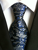 cheap Men's Ties & Bow Ties-Men's Work / Basic Necktie - Jacquard