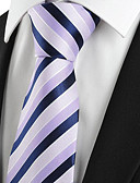 cheap Men's Ties & Bow Ties-Men's Polyester Necktie - Striped