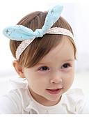 olcso Női kalapok-Gyerekek / Kisgyermek polyster Hajdísz Arcpír rózsaszín / Fukszia / Világoskék