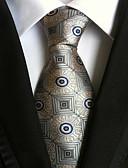 abordables Corbatas y Pajaritas para Hombre-Hombre Corbata - Trabajo Básico Galaxia