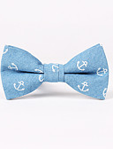 cheap Men's Ties & Bow Ties-Men's Bow Bow Tie Print