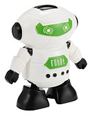 abordables Blusas para Mujer-Robot Robot mecánico Juguetes Baile Mecánica Acabar Nuevo diseño 1 Piezas