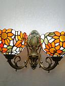 preiswerte Herren-Hosen und Shorts-Landhaus Stil Wandlampen Glas Wandleuchte 220v 40 W / E27