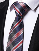 cheap Men's Ties & Bow Ties-Men's Work Necktie - Striped