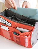 cheap Women's T-shirts-1Pcs Women'S Fashion Bag In Bags Cosmetic Storage Organizer Makeup Casual Travel Handbag