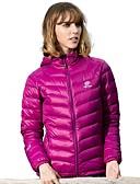 ieftine Quartz-Pentru femei Jachete cu Puf Exerciții exterior Alergat Sporturi zăpadă Rezistent la Vânt Impermeabil Purtabil Iarnă