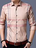 זול חולצות לגברים-סגנון רחוב חולצה - בגדי ריקוד גברים דפוס