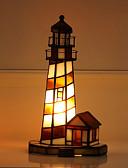 halpa Häähunnut-Tiffany Minityyli Pöytälamppu Käyttötarkoitus Lasi 110-120V / 220-240V