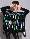 povoljno Majica s rukavima-Majica s rukavima Žene Dnevno Print