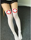 hesapli Çoraplar-Kadın's İnce Külotlu Çoraplar - Tek Renk
