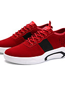 cheap Men's Jackets & Coats-Men's Shoes Nubuck leather / Suede / Faux Leather Spring Comfort / Light Soles Athletic Shoes Running Shoes / Hiking Shoes / Cycling Shoes Black / Gray / Red / Walking Shoes