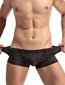 זול מכנסיים ושורטים לגברים-בגדי ריקוד גברים אחיד - סקסית תחתונים חלק 1