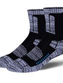 billige Hettegensere og gensere til herrer-Sport Sokker / Athletic Socks Sykkel / Sykling Sokker Herre Yoga & Danse Sko / Vandring / Klatring Hold Varm / Anatomisk design /