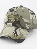 cheap Men's Tees & Tank Tops-Men's Work Baseball Cap / Sun Hat / Military Hat - Solid Colored / Camouflage Color Stylish
