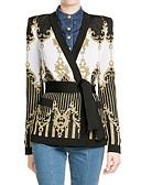 preiswerte Damen Pullover-Damen Festtage Langarm Pullover Druck V-Ausschnitt