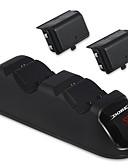 baratos Vestidos para Trabalhar-Xbox X Com Fio Carregador / Baterias Para Um Xbox ,  Carregador / Baterias ABS 1 pcs unidade
