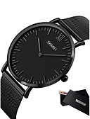 cheap Sport Watches-Men's Sport Watch / Smartwatch / Wrist Watch Chinese Calendar / date / day / LED / Cool Metal Band Charm / Casual / Fashion Multi-Colored / Large Dial / Two Years / Maxell SR626SW