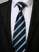 ieftine Fracuri-Bărbați Dungi Birou Casual Cravată