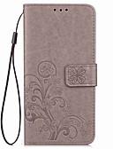 cheap Evening Dresses-Case For Asus Zenfone 4 Selfie ZD552KL / Asus Zenfone 4 ZE554KL Flip / Embossed Full Body Cases Mandala / Butterfly Hard PU Leather for Asus Zenfone V V520KL / Asus ZenFone Max ZC550KL / Asus Zenfone