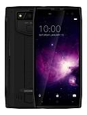 """baratos Vestidos de Casamento-DOOGEE S50 5.7 polegada """" Celular 4G (6GB + 128GB 13 mp / Lanterna / 16 mp MediaTek Helio P23 5180 mAh mAh) / Câmera Dupla"""