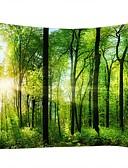billiga Bikinis-Landskap Stilleben Väggdekor 100% Polyester Klassisk Traditionell Väggkonst, Vägg Tapestries av