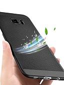 olcso Mobiltelefon tokok-Case Kompatibilitás Samsung Galaxy S9 Plus / S9 Ultra-vékeny Fekete tok Egyszínű Kemény Műanyag mert S9 / S9 Plus / S8 Plus