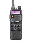זול שעוני ספורט-BAOFENG UV-5R לכף היד 128 3800 mAh 5 W ווקי טוקי רדיו דרך שני