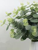 お買い得  ウェディングベール-人工花 1 ブランチ 田園風 / シンプルなスタイル 植物 テーブルトップフラワー