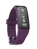 billige Tights til damer-Smart armbånd YYHB07 for iOS / Android Pekeskjerm / Pulsmåler / Vannavvisende Pulse Tracker / Pedometer / Aktivitetsmonitor / Søvnmonitor