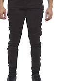 זול מכנסיים ושורטים לגברים-בגדי ריקוד גברים פעיל סקיני מכנסיים אחיד