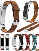 abordables Bandas de reloj inteligente-Ver Banda para Fitbit Alta Fitbit Hebilla Clásica Cuero Auténtico Correa de Muñeca