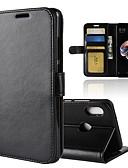 halpa Puhelimen kuoret-Etui Käyttötarkoitus Xiaomi Redmi Note 5A / Xiaomi Redmi Note 4X / Redmi 5A Lomapkko / Korttikotelo / Tuella Suojakuori Yhtenäinen Kova PU-nahka / Xiaomi Mi 6