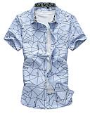 olcso Férfi pólók-Kínai Férfi Ing - Mértani